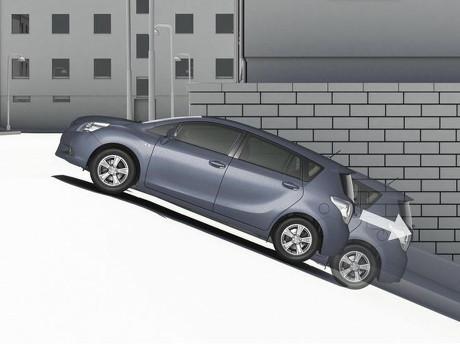 Cara Mengemudi Mobil Matic di Tanjakan